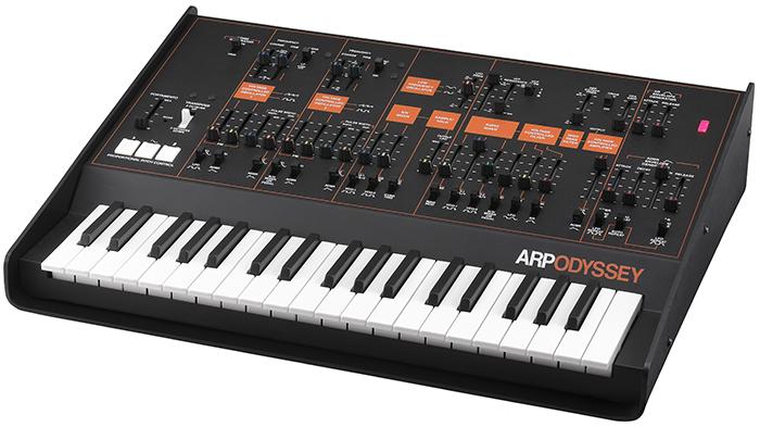 ARP Odyssey Analog Synthesizer von Korg 2015