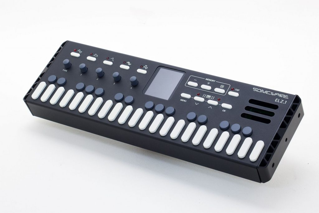 Sonicware ELZ-1 Synthesizer www.sonicware.jp