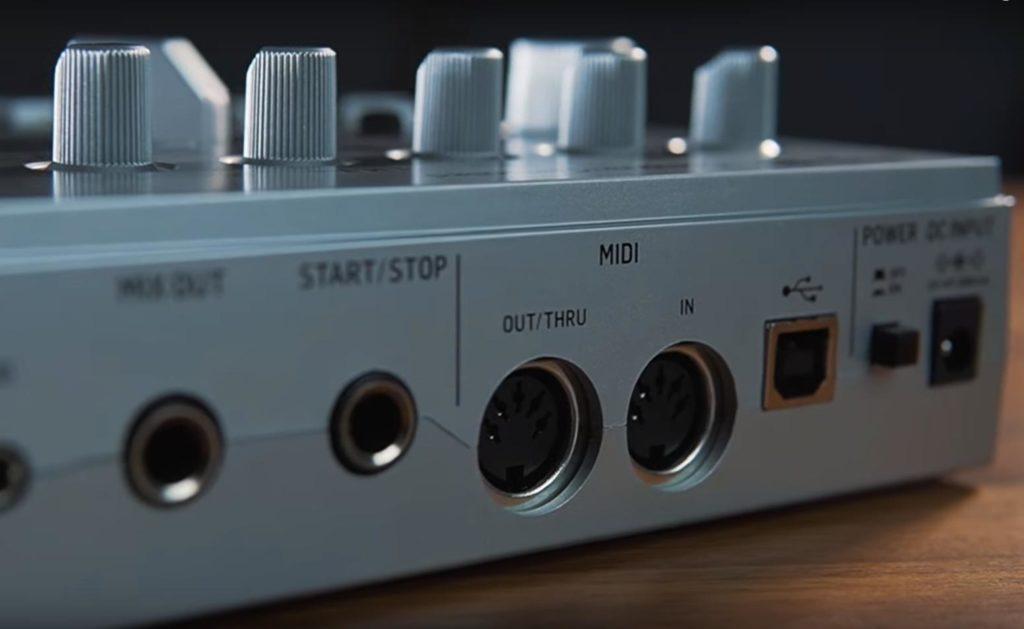 RD-6 mit Midi & USB Quelle: Behringer